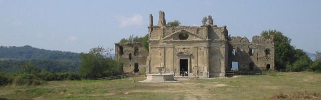 rovine di canale Monterano